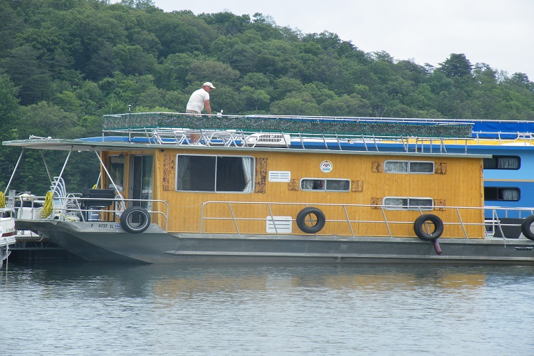 Raystown Lake Pa American House Boat Rentals